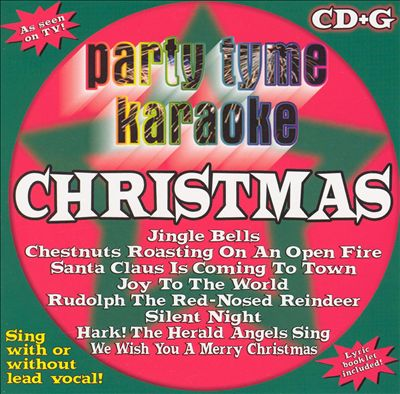 Party Tyme Karaoke: Christmas [1996]