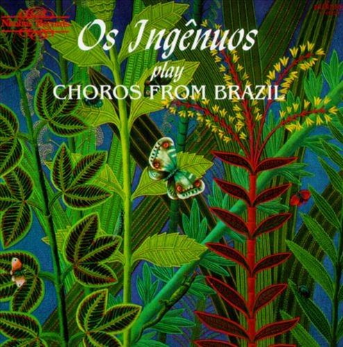 Play Choros from Brazil