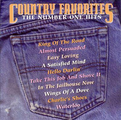 Country Favorites [Scotti Bros.]