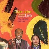 Oliver Lake Quartet Live Featuring Mary Redhouse/Santi Debriano/Gene Lake Live