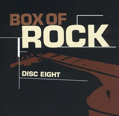 Box of Rock [Disc 8]