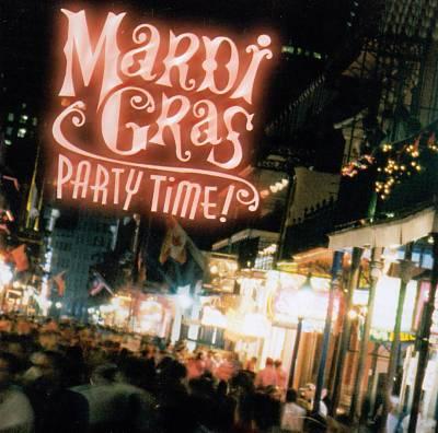Mardi Gras Party Time