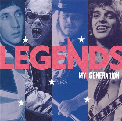 Legends: My Generation