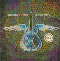 Warren Haynes Presents: The Benefit Concert, Vol. 3