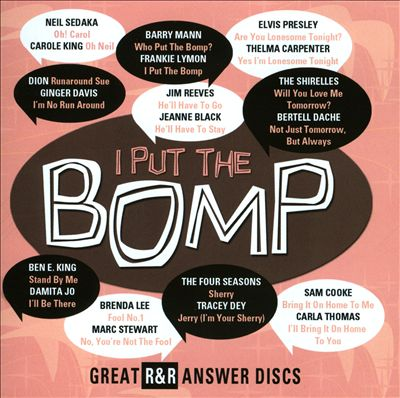 I Put The Bomp: Great R&R Answer Discs
