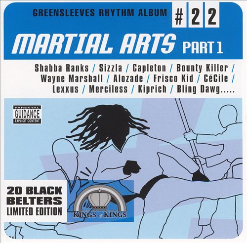 Martial Arts, Vol. 1