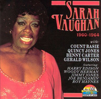 Sassy 1960-1964 [Giants of Jazz]