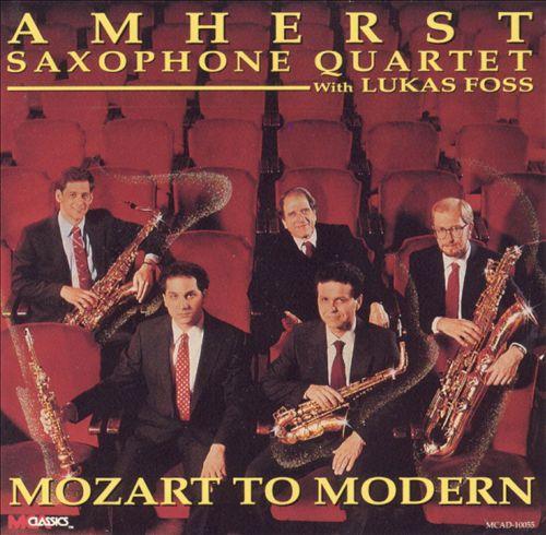 Mozart to Modern