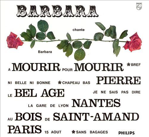 Barbara Chante Barbara