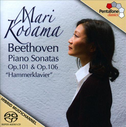 Beethoven: Piano Sonatas Op. 101 & Op. 106