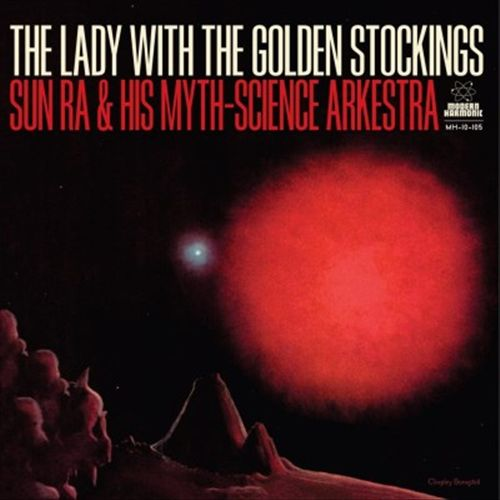 Lady with the Golden Stockings