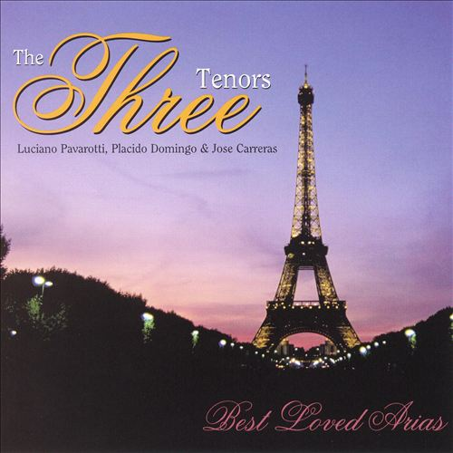 The Three Tenors: Best Loved Arias