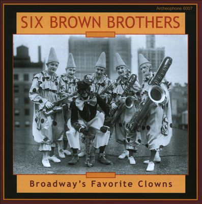 Broadway's Favorite Clowns
