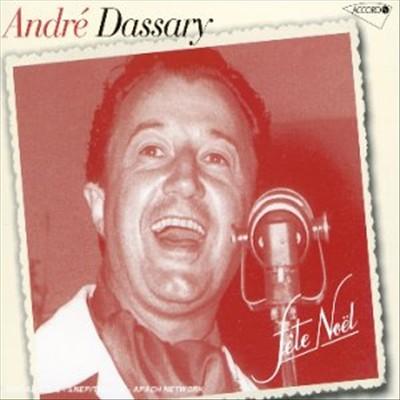 Andre Dassary Fete Noel