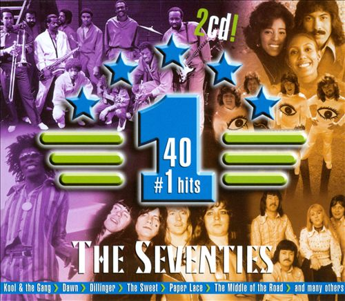 40 #1 Hits: The Seventies