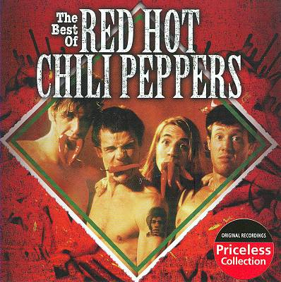 Best of Red Hot Chili Peppers [Collectables]