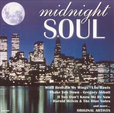 Midnight Soul [Madacy Disc 1]