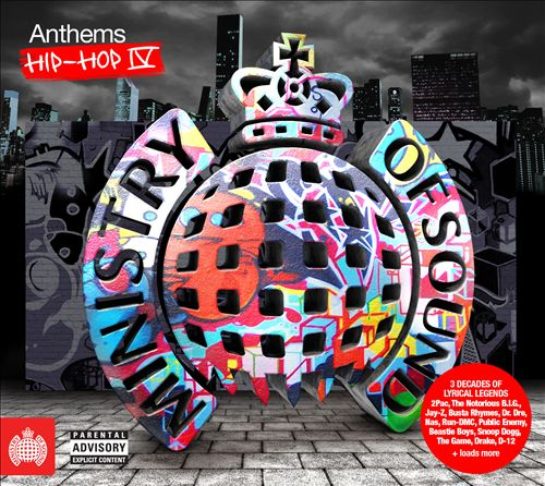 Ministry of Sound Anthems: Hip Hop, Vol. 4