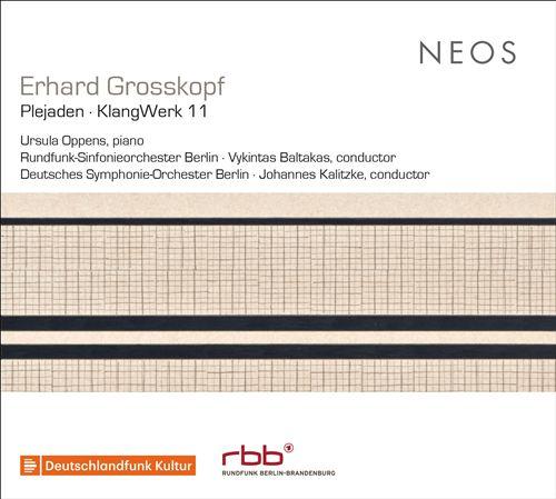 Erhard Grosskopf: Plejaden; KlangWerk 11