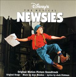 Newsies [Original Motion Picture Soundtrack]