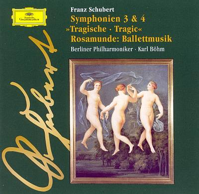 Schubert: Symphonies 3 & 4