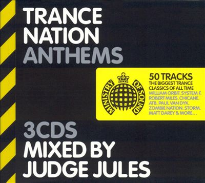 Trance Nation Anthems