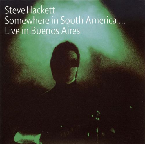 Somewhere in South America: Live in Buenos Aires
