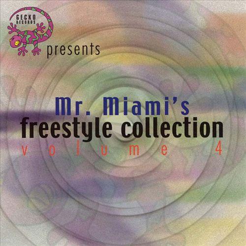 Mr. Miami's Freestyle Collection, Vol. 4