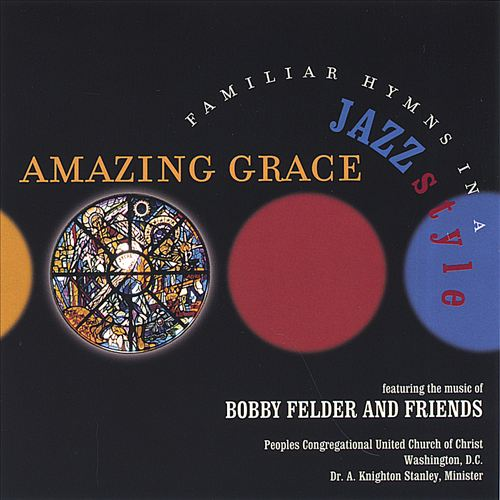 Amazing Grace (Familiar Hymns in a Jazz Style)