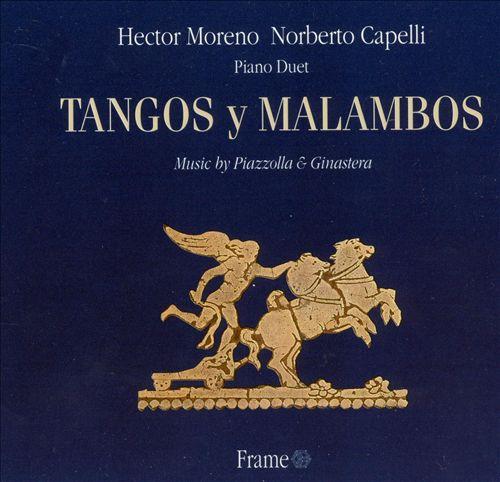 Tangos Y Malambos