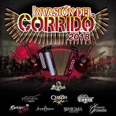 Invasion del Corrido 2018