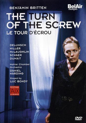 Britten: The Turn of the Screw [DVD Video]