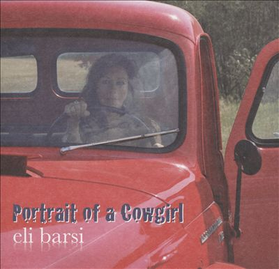 Portrait of a Cowgirl