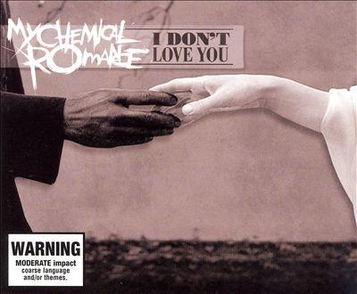 I Don't Love You [Australia CD]