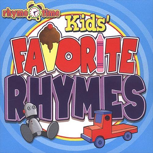 Rhyme Time: Kids Favorite Rhymes