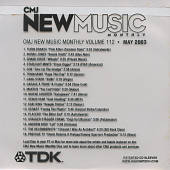 CMJ New Music, Vol. 112