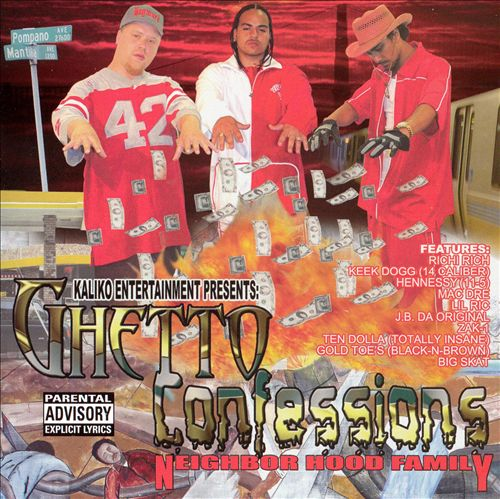 Ghetto Confessions