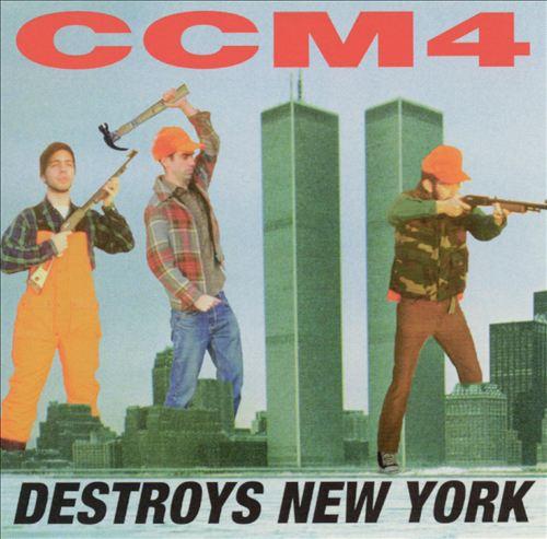CCM4 Destroys New York