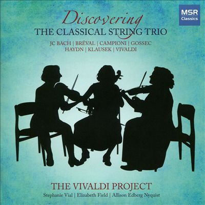 Discovering: The Classical String Trio, Vol. 2