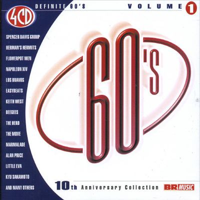 Definitive 60's, Vol. 1