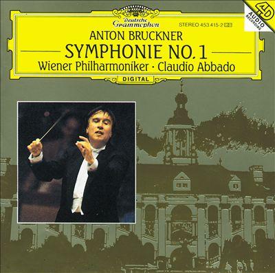 Anton Bruckner: Symphonie No. 1
