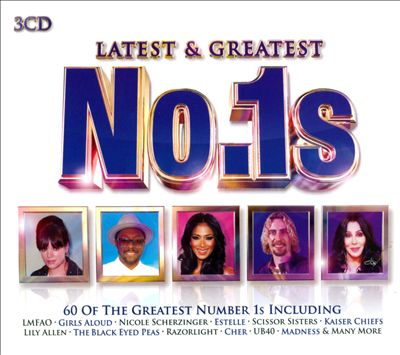 Latest & Greatest No. 1s