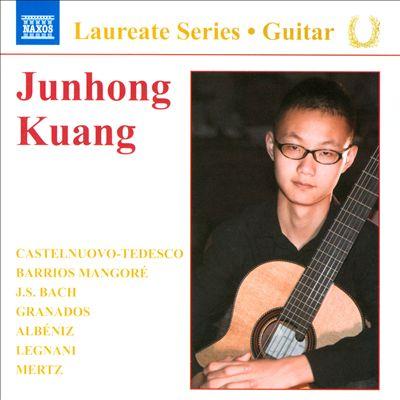The Laureate Series, Guitar: Junhong Kuang