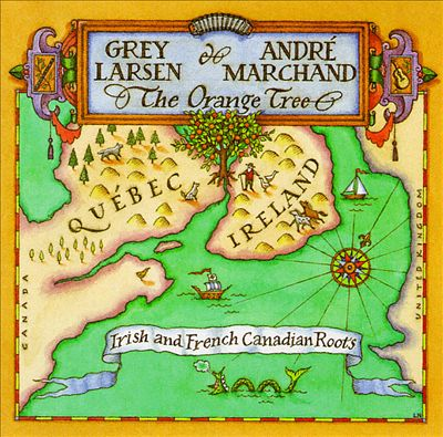 The Orange Tree: Irish & French Canadian Roots