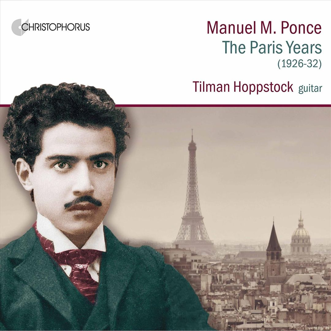 Manuel M. Ponce: The Paris Years  (1926-32)