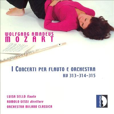Mozart: I Concerto per flauto e orchestra
