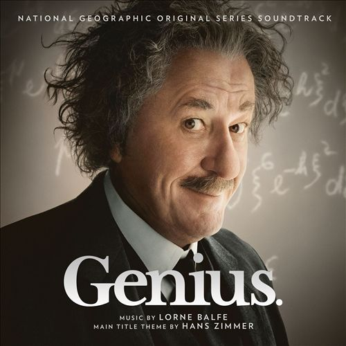 Genius [Original National Geographic Series Soundtrack] [12 tracks]