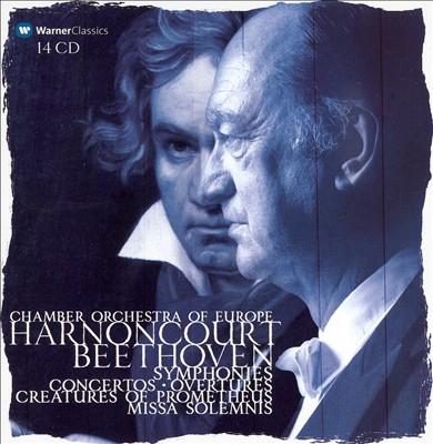 Beethoven: Symphonies; Concertos; Overtures; Creatures of Prometheus; Missa Solemnis