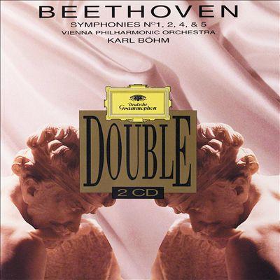 Beethoven: Symphonies Nos. 1, 2, 4, 5