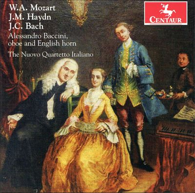Alessandro Baccini plays Mozart, Haydn & J.C. Bach